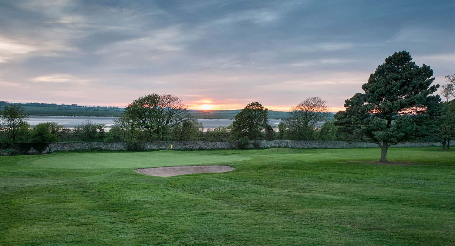One of the finest parkland courses in Lancashire